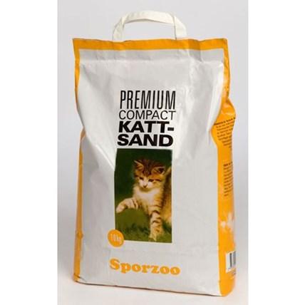 KattSand Sporzoo premium comp.10kg gul