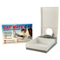 Foderautomat Cat Mate C10
