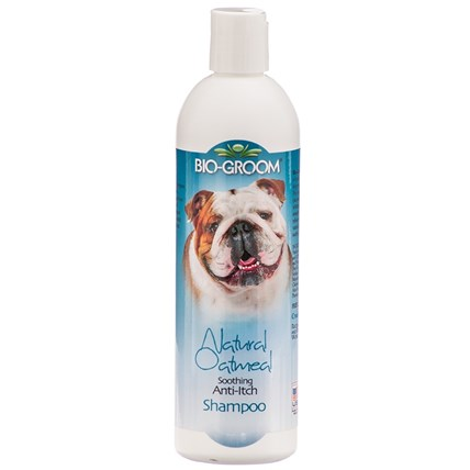 Bio Groom Natural Oatmeal schampo