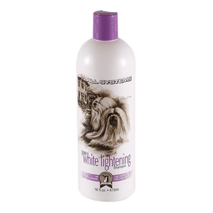 1 All Systems Pure White Lightening Shampoo