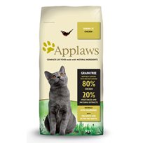 Kattfoder Applaws katt Adult Chicken Senior