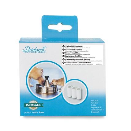 Drinkwell kolfilter t 360 3-pack