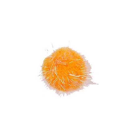 Kattleksak Pritax PomPom Orange