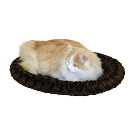 Cosy kattbädd brun