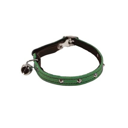 Katthalsband Nitar grön