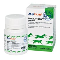 Aptus Multicat 120st tabletter