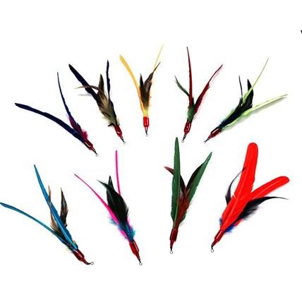 Kattleksak Da bird Colored Turkey refill
