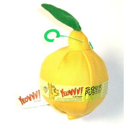 Kattleksak Yeowww Citron