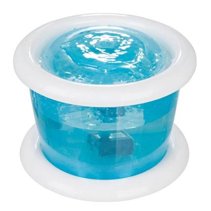Vattenautomat Bubble Stream, 3 l, blå/vit