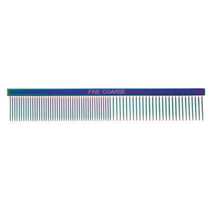 Master Grooming Tools Rainbow kam Fine/Coarse