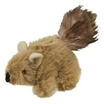 Kattleksak Play-N-Squeak backyard squeaking squirrel