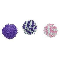Kattleksak Loppy Ball mix 2-pack