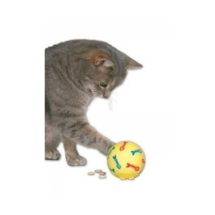 Kattleksak Aktivitetskula katt ställbar