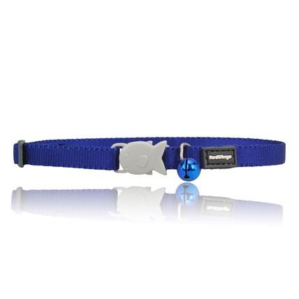 Kattungehalsband RedDingo mörkblå