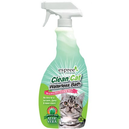 Espree Clean Cat Waterless