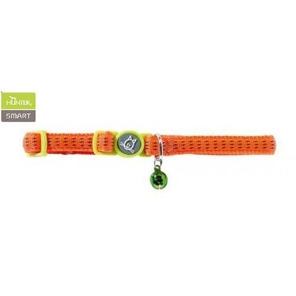 Katthalsband Turin orange