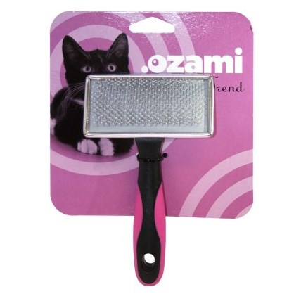 Ozami Kattkarda med plastpluppar M
