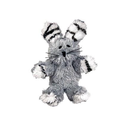 Kattleksak Kong Fuzzy Bunny