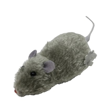 Kattleksak Uppdragbar Råtta