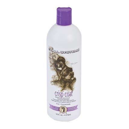 1 All System Crisp Coat Shampoo 500ml