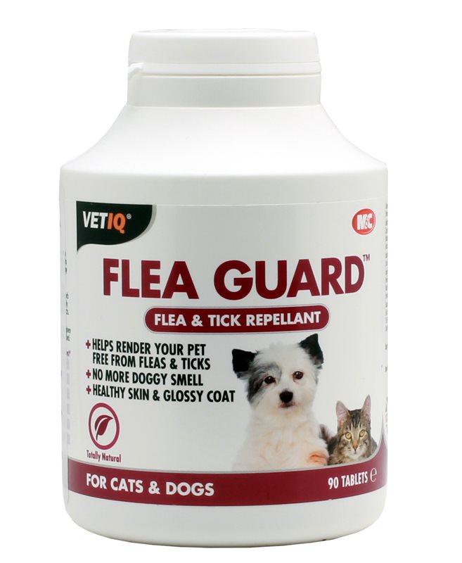 tablett mot fästing katt