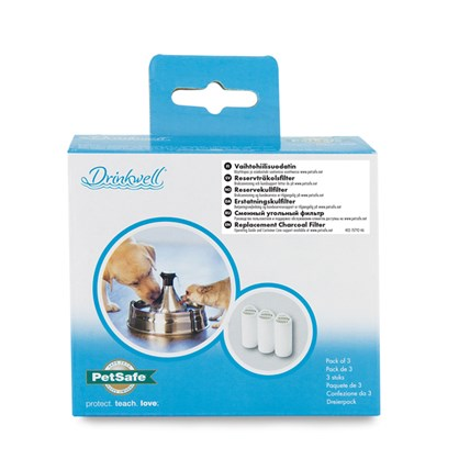 Drinkwell kolfilter t 360