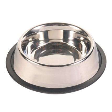 Skål i rostfritt stål, 0,45 l