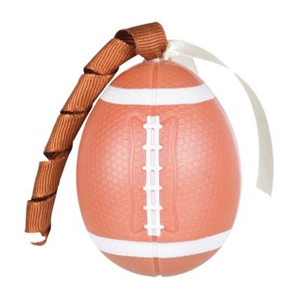 Kattleksak skrammel sportboll med snöre
