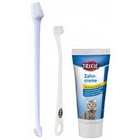 Tänder Katt Mot Plack Dålig Andedräkt Din Kattbutik