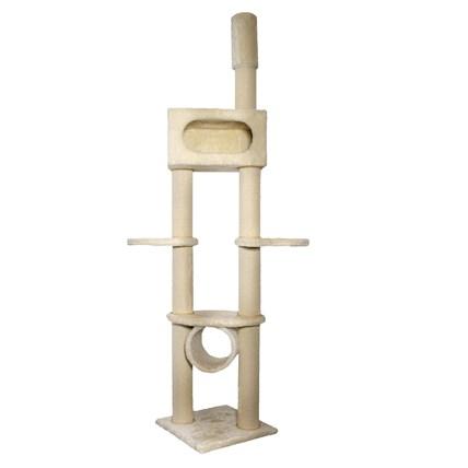 Kattens No 1 Gigant, Grå, 45cm förlängning (199kr