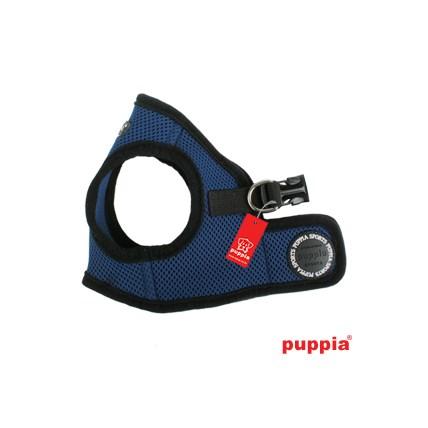 Kattsele Vest Puppia Harness Blå, S