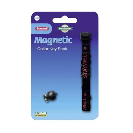 Staywell Magnet Nyckel 480 till kattlucka 400