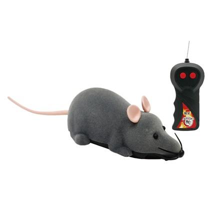 Radiostyrd råtta m fjärrkontroll