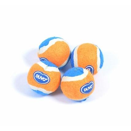 Kattleksaker Duvo Tennisbollar 4-pack