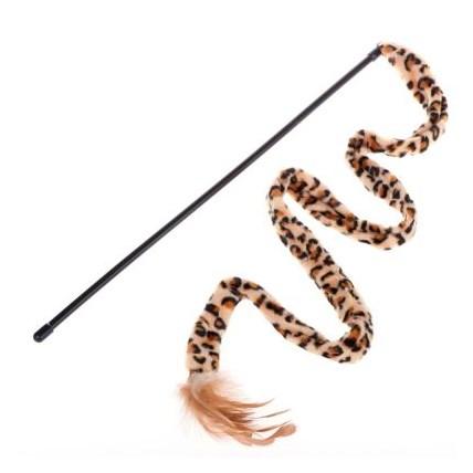 Kattleksak Vippa Jungle Catz Leopard