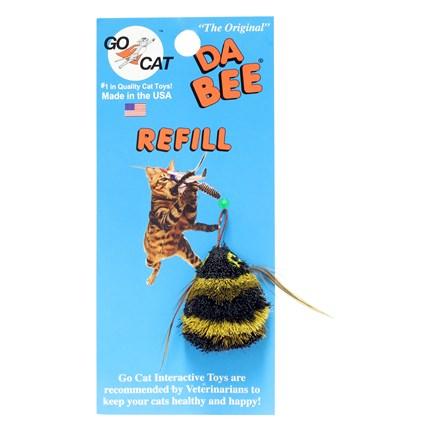 Kattleksak Da Bee Refill Go Cat