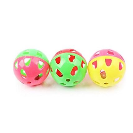 Kattleksak Klockboll i 2 färger