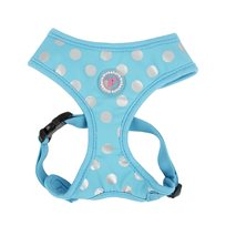 KATTSELE PUPPIA SOFT HARNESS CHIC BLÅ