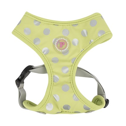 KATTSELE PUPPIA SOFT HARNESS CHIC LIME