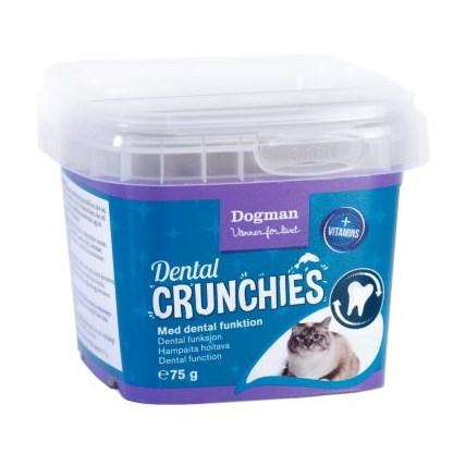 Kattgodis Dentala Minibitar sockerfria och vitaminberikade