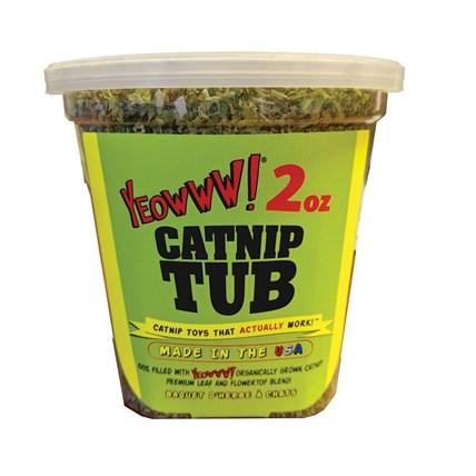 Yeowww Catnip Tub 82g