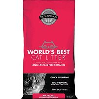 Worlds Best Cat Litter extra strength kattsand  6,35kg