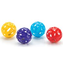 Kattleksak Plastic playing ball Mix