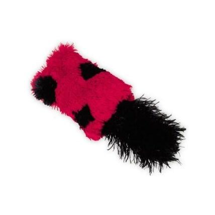 Kattleksak Kattnipkudde Röd