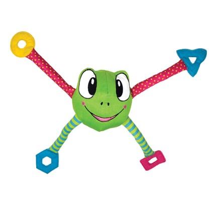 Kattleksak Kong Pouncearoo Frog