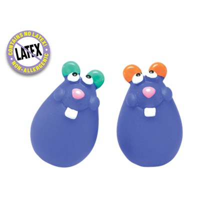 Kattleksaker Petstages Wobble Mice 2-pack