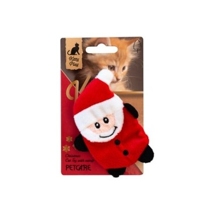 Kattleksak Kitty Play X-mas Edition Tomte