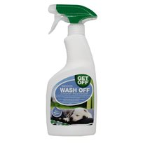 Wash&Get Off spray Inomhusbruk