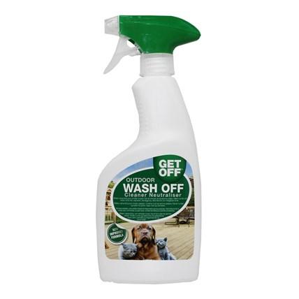 Get Off spray för utomhusbruk