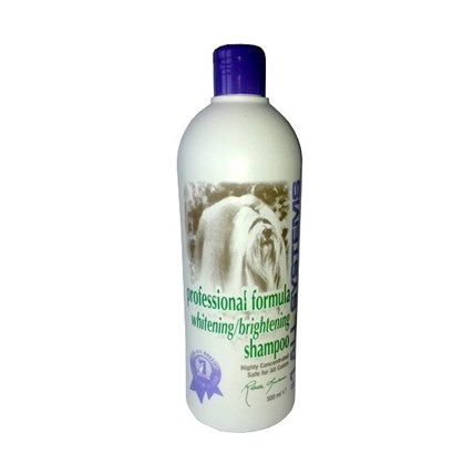 1 All Systems Professional Whitening shampoo 500ml